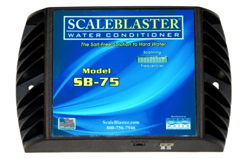 Home Water Filter System ScaleBlaster